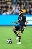 Los Angeles, CA - May 4, 2019.  The Chicago Fire and LAFC played to a 0-0 draw in an MLS match at Banc of California stadium in Los Angeles.