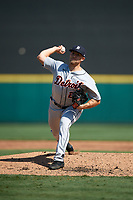 Detroit Tigers pitcher Will Vest (22) during a Florida Instructional League intrasquad game on October 17, 2020 at Joker Marchant Stadium in Lakeland, Florida.  (Mike Janes/Four Seam Images)