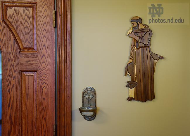 June 26, 2012; St. Liam Hall chapel..Photo by Matt Cashore/University of Notre Dame