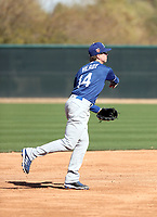 Connor Heady - Los Angeles Dodgers 2018 spring training (Bill Mitchell)
