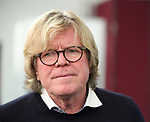 """Peter Noone during the Sneak Peak Meet the cast and creative team of the World Premiere production of """"My Very Own British Invasion"""" on January 16, 2019 at the Church of Saint Paul The Apostle in New York City."""