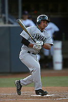 March 27, 2010: Kolten Wong of Hawaii during game against Cal. St. Fullerton at Goodwin Field in Fullerton,CA.  Photo by Larry Goren/Four Seam Images