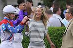 Julien Leparoux at Keeneland Race Course. Lexington, KY. 04.08.2011