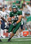 Denton, TX - OCTOBER 7: Johnny Quinn #81 -  University of North Texas Mean Green football vs Florida International University Panthers at Fouts Field in Denton on October 7, 2006 in Denton, Texas. NT wins 25-22. Photo by Rick Yeatts