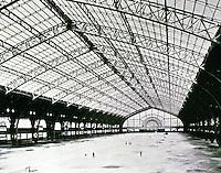 The Galerie des Machines was a pavilion designed for the 1889 Paris International Exhibition—L'Exposition Tricolorée—by architect Ferdinand Dutert.