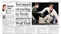 The James Plays, Daily Mail - 11 Aug 2014 - Page #12
