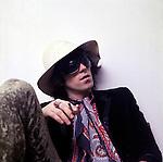 Rolling Stones 1968 Keith Richards.© Chris Walter.
