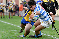 20210623 College Rugby - Rongotai College v St Patrick's College, Silverstream