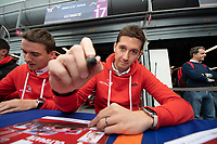 ELMS AMBIANCE AND AUTOGRAPH SESSION - 4 HOURS OF MONZA (ITA) ROUND 2 05/10-12/2019