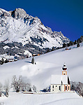 Austria (Salzburger Land - winter)