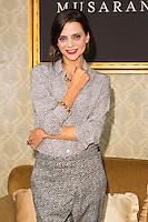"Macarena Gomez attend the presentation of the movie ""Musaranas"" in Madrid, Spain. December 17, 2014. (ALTERPHOTOS/Carlos Dafonte) /NortePhoto /NortePhoto.com"