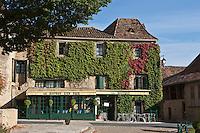 Europe/France/Aquitaine/24/Dordogne/Trémolat: Restaurant: Le Bistrot d'en face