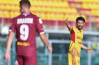 Manuel Iori Cittadella<br /> Campionato di calcio Serie BKT 2019/2020<br /> Livorno - Cittadella<br /> Stadio Armando Picchi 20/06/2020<br /> Foto Andrea Masini/Insidefoto