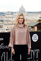 Michelle Pfeiffer<br /> Rome October 7th 2019. Photocall to present the film Maleficent: Mistress of Evil in European premiere<br /> Foto  Samantha Zucchi Insidefoto