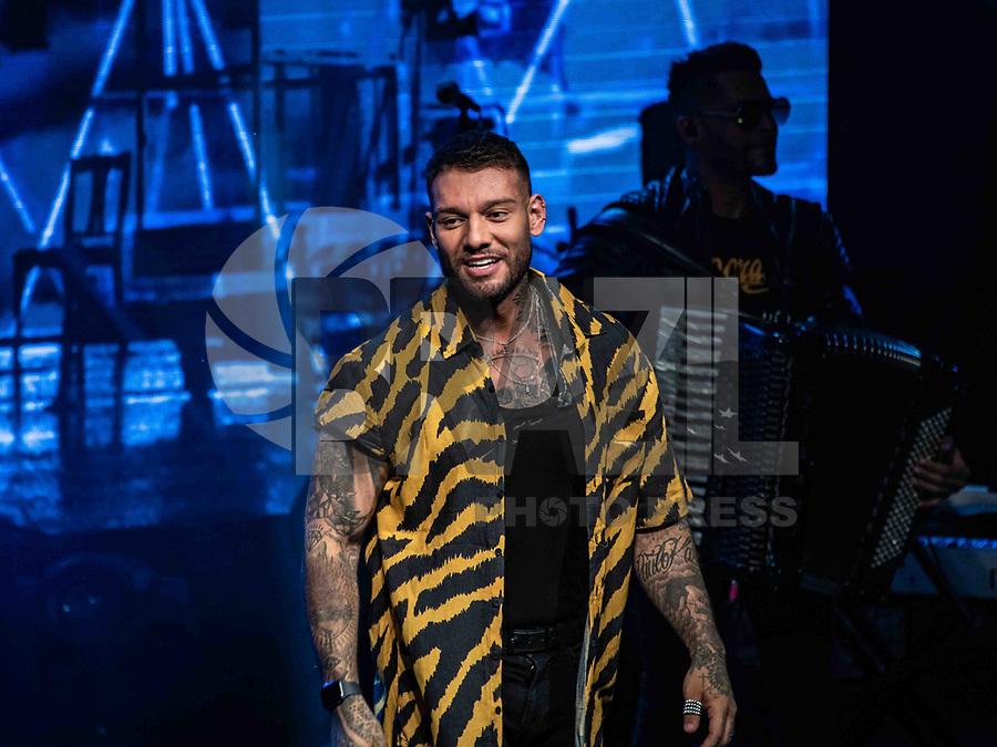 São Paulo (SP), 30/04/2019 - Show / Lucas Lucco -<br /> O cantor Lucas Lucco se apresenta no palco do Villa Country, em São Paulo, nesta terça-feira, 30. (Foto: Bruna Grassi/Brazil Photo Press)