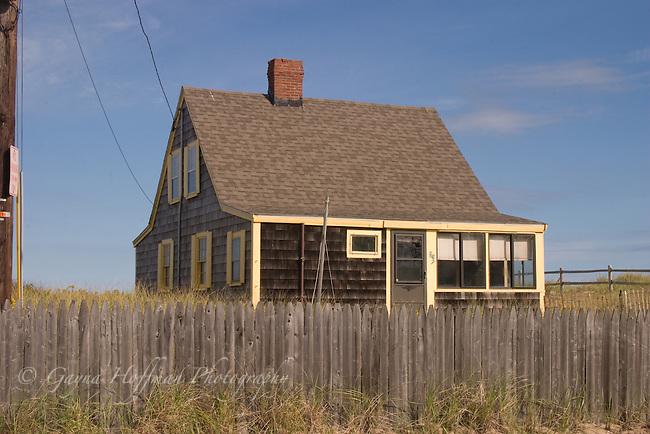 Beach house. Plum Island, MA