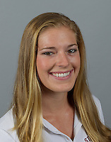 Lexie Ross member of Stanford women's water polo team. Photo taken Tuesday, September 25, 2012. ( Norbert von der Groeben )
