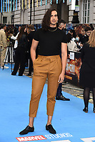"""Nathaniel Curtis<br /> arriving for the """"Shang-Chi And The Legend Of The Ten Rings"""" premiere at Curzon Mayfair, London<br /> <br /> ©Ash Knotek  D3570  26/08/2021"""