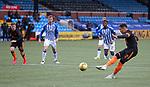01.11.2020 Kilmarnock v Rangers:  James Tavernier scores from the spot