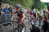 Philippe Gilbert (BEL/BMC)<br /> <br /> Tour de Wallonie 2015<br /> stage 5: Chimay - Thuin (