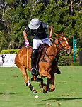February 14, 2021:  La Indiana Polo Club defeats Daily Racing Form Polo Club 14-9, to win the 2020 edition of the USPA Gold Cup, to conclude the 2020 season, at the International Polo Club, Palm Beach, on February 14th, 2021, in Wellington, Florida.  Jeff Hall was Most Valuable Player.   Machitos Pangea, played by Polito Pieres, was Best Playing Pony. (Photo by Liz Lamont/Eclipse Sportswire/CSM