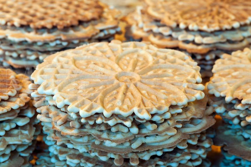 Pitzel's, Freshly baked Christmas cookies.