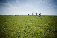 sector 26: Viesly à Quiévy (1.8km)<br /> <br /> 113th Paris-Roubaix 2015