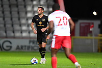 Baily Cargill of MK Dons F.C. during Stevenage vs MK Dons, EFL Trophy Football at the Lamex Stadium on 6th October 2020
