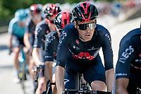 Dylan van Baarle (NED/INEOS Grenadiers)<br /> <br /> 73rd Critérium du Dauphiné 2021 (2.UWT)<br /> Stage 8 (Final) from La Léchère-Les-Bains to Les Gets (147km)<br /> <br /> ©kramon