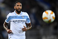 Wallace of Lazio in action during the Uefa Europa League 2018/2019 football match between SS Lazio and Marseille at stadio Olimpico, Roma, November, 08, 2018 <br />  Foto Andrea Staccioli / Insidefoto