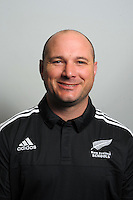 Assistant coach Mark Ozich. The 2015 New Zealand Schools rugby union team headshots at NZ Sports Institute, Palmerston North, New Zealand on Friday, 18 September 2015. Photo: Dave Lintott / lintottphoto.co.nz