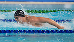 Wales Calum Jarvis in action during todays event<br /> <br /> *This image must be credited to Ian Cook Sportingwales and can only be used in conjunction with this event only*<br /> <br /> 21st Commonwealth Games - Swimming -  Day 4 - 08\04\2018 - Gold Coast Optus Aquatic centre - Gold Coast City - Australia