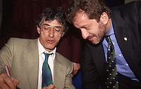 lega nord, 1996, Umberto Bossi e Roberto Maroni