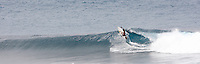 Surfing at Soup Bowl , Bathsheba , East Coast ..Barbados , Easter 2010 ..pic copyright Steve Behr / Stockfile