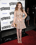 Anna Kendrick. at the Universal Pictures L.A. Premiere of Pitch Perfect held at The Arclight Theatre in Hollywood, California on September 24,2012                                                                               © 2012 Hollywood Press Agency