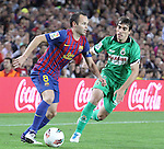 2011.10.15 FC Barcelona v Racing