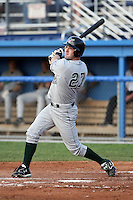 June 23rd 2008:  Jeremy Synan of the Jamestown Jammers, Class-affiliate of the Florida Marlins, during a game at Dwyer Stadium in Batavia, NY.  Photo by:  Mike Janes/Four Seam Images