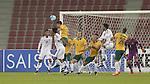 Australia vs United Arab Emirates during the AFC U23 Championship 2016 Group D match on January 14, 2016 at the Grand Hamad Stadium in Doha, Qatar. Photo by Karim Jaafar / Lagardère Sports via Power Sport Images