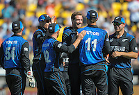 150220 ICC Cricket World Cup - NZ Black Caps v England