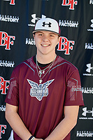 Drayton Brown during the Under Armour All-America Tournament powered by Baseball Factory on January 17, 2020 at Sloan Park in Mesa, Arizona.  (Mike Janes/Four Seam Images)
