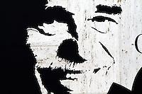 BOGOTA -COLOMBIA. 19-04-2014. Imagenes de Gabriel Garcia Marquez , Premio Nobel de literatura fallecido en Mexico 1927-2014./ Image of Gabriel Garcia Marquez, Nobel Prize in literature died in Mexico 1927-2014   Photo: VizzorImage/ Felipe Caicedo / Staff