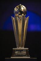04.01.2015.  London, England.  William Hill PDC World Darts Championship.  Finals Night.  The 2015 William Hill World Darts Championship. The Sid Waddell Trophy.