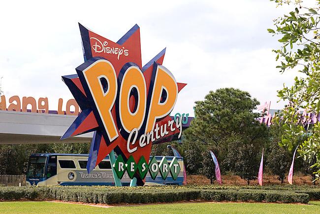 Everything Pop, Restaurant, Disney, Orlando, Florida