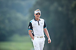 Ian Poulter from England walks on the course during Hong Kong Open golf tournament at the Fanling golf course on 22 October 2015 in Hong Kong, China. Photo by Xaume Olleros / Power Sport Images