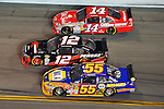Feb 07, 2009; 8:53:03 PM;  Daytona Beach, FL. USA; NASCAR Sprint Cup Series race at the Daytona International Speedway for the  Budweiser Shootout.  Mandatory Credit: (thesportswire.net)