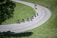 69th Critérium du Dauphiné 2017<br /> Stage 8: Albertville > Plateau de Solaison (115km)