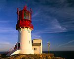 Norwegen, Vest Agder, Lindesnes Leuchtturm, suedlichster Punkt Norwegens | Norway, Vest Agder, Lindesnes Lighthouse, southernmost point