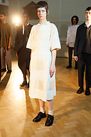 """Phoebe English is an English fashion designer and head of her eponymous brand of women's wear and menswear - English grew up """"100 metres away from Shakespeare's birth place in Stratford-upon-Avon"""" and graduated from Central Saint Martins in 2011.<br /> London, England in February 2020.<br /> CAP/GOL<br /> ©GOL/Capital Pictures"""