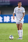 Danilo of Real Madrid CF in action during the FC Internazionale Milano vs Real Madrid  as part of the International Champions Cup 2015 at the Tianhe Sports Centre on 27 July 2015 in Guangzhou, China. Photo by Hendrik Frank / Power Sport Images