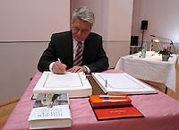 Joachim Gauck, wird er der neue Bundespraesident Deutschlands? Joachim Gauck, new president of Germany?  Foto: Alexander Bley